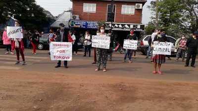 Continúa movilización ciudadana contra intendente de Independencia