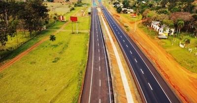 La Nación / Ruta PY02: Próxima habilitación de 3 km en zona de Caaguazú