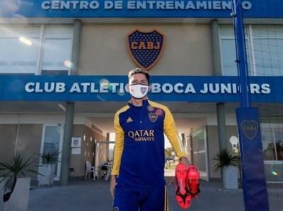 Boca ingresará al país sin su técnico y con todos los test negativos confirmados