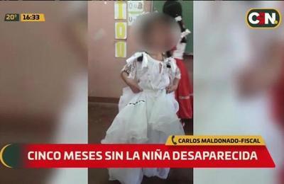 Madre de niña desaparecida en Emboscada se niega a evaluación psiquiátrica