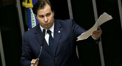 El presidente de la Cámara de Diputados de Brasil da positivo de coronavirus