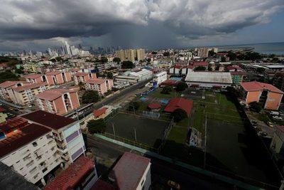 Las lluvias están por debajo del promedio en la Cuenca del Canal de Panamá