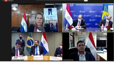 Se firmó el acuerdo con Brasil para centros logísticos que permitan retiro de compras en frontera