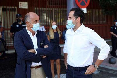 """El coronavirus hostiga Madrid y obliga a imponer medidas """"más drásticas"""""""