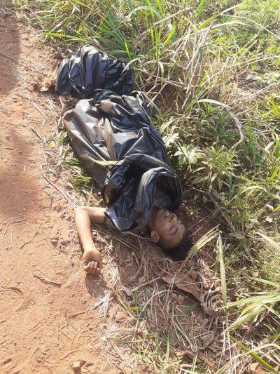 Indígena fue hallado muerto en Santa Clara