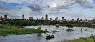 Bajos niveles de ríos Paraná y Paraguay podrían afectar a la navegación
