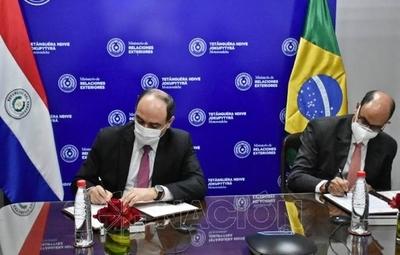 HOY / Compras online y retiro tipo pick up: Paraguay y Brasil firman acuerdo para reactivar comercio fronterizo