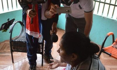 Agitadores de CDE se hacen pasar por periodistas para grabar conversación entre Ña Obdulia y Euclides