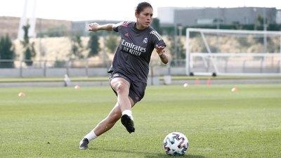 El número de camiseta que usará Jéssica Martínez en el Real Madrid