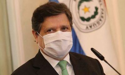 Ministro no descarta que asesinato de empresario sea por efecto colateral de la Operación Status