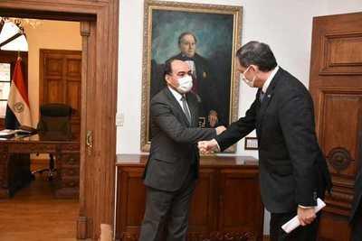 Primer Convenio de Asistencia para el Desarrollo entre los Estados Unidos de América y la República del Paraguay