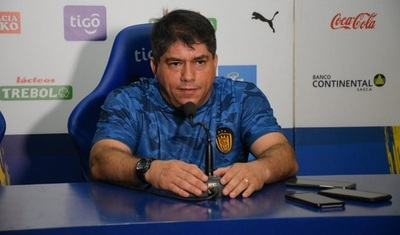 """""""Tiburón"""" Torres es el nuevo entrenador del Sportivo San Lorenzo"""