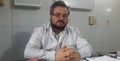 """Doctor José Fusillo, del Ineram: """"No tenemos camas (libres) de terapia intensiva"""""""