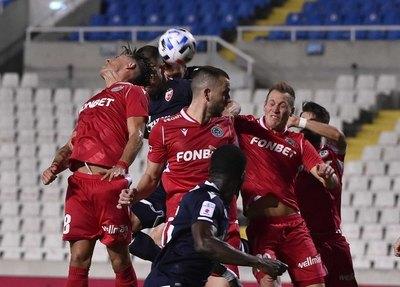 Estrella Roja, eliminado en la tercera ronda de 'previas' de la Champions