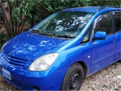 Encuentran vehículo utilizado para asesinato de un hombre en un lavadero