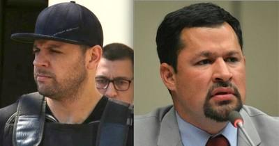 La Nación / A 20 meses de su privación de libertad, Quintana denuncia a fiscala ante el JEM
