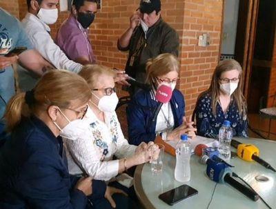 Familiares de Óscar Denis piden su libertad, tras cumplir con pedido del EPP