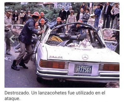 4O años del atentado contra Somoza, una afrenta a la dictadura stronista