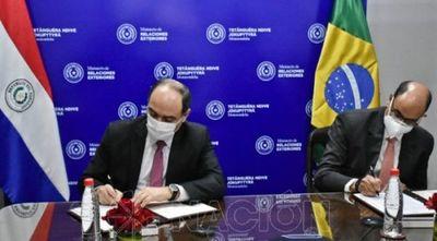 Compras online y retiro tipo pick up: Paraguay y Brasil firman acuerdo para reactivar comercio fronterizo
