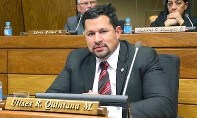 Ulises Quintana pide enjuiciamiento y remoción de la fiscal Lorena Ledesma