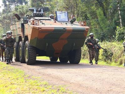 Ejercito del Brasil COMBATIRÁ tráfico y CONTRABANDO de CIGARRILLO en Lago de Itaipú