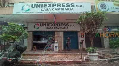 Fiscalía de CDE no investigo a UNIEXPRESS pese a las evidencias de lavado de dinero