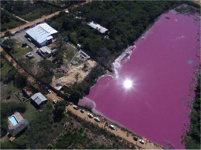 Señalan al Mades y a Comuna por contaminación de Laguna Cerro