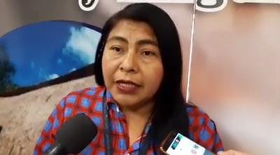 Líder indígena destaca que gracias a la búsqueda que realizaron, el EPP liberó a Adelio Mendoza