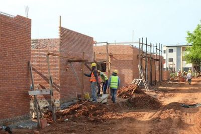 Presupuesto 2021 contempla G. 243.000 millones para subsidios y construcción de viviendas