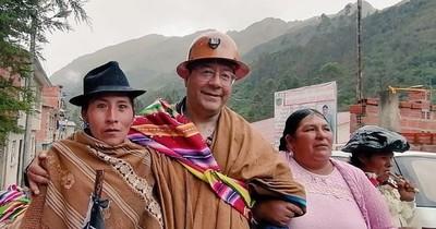 La Nación / Delfín de Morales encabeza intención de voto para presidenciales en Bolivia