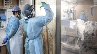 Sanidad británica recibe 3.000 millones de euros más para combatir al COVID-19
