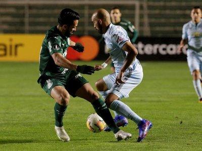 El Palmeiras gana en La Paz y lidera el Grupo B
