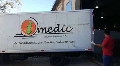 Salud aplica tibia sanción a Imedic en caso de los medicamentos mau