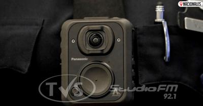 Aprueban implementar cámaras corporales «anticoima» para los operativos
