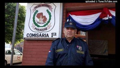 Cambian a Director de Policía de Amambay