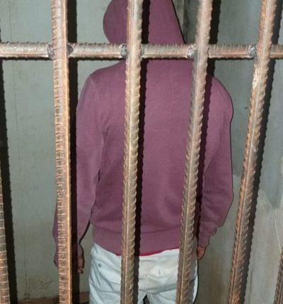 Adolescente preso por llevar a su novia de 13 años a vivir con él