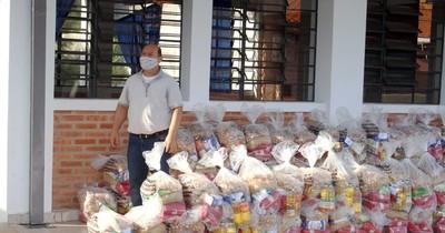 La Nación / SEN distribuirá víveres recolectados para comunidades indígenas