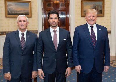 El actor mexicano Eduardo Verástegui nombrado por Trump