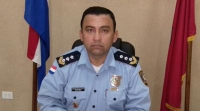 Comandante designa a nuevo director de policía en el departamento del Caaguazú – Prensa 5