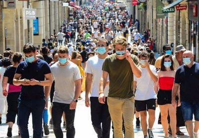 OMS alerta sobre tasas alarmantes de contagio de coronavirus en Europa