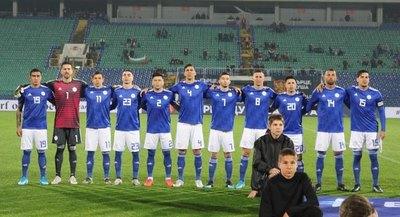 Paraguay subió una posición en el ránking de FIFA