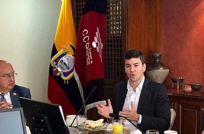 Santiago Peña habla de un mayor optimismo respecto a la recuperación económica · Radio Monumental 1080 AM