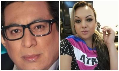 Yren Rotela sale en defensa de Sebas Rodríguez