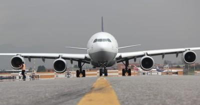 La Nación / Colombia retomará vuelos comerciales a partir del 19 setiembre