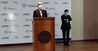 Salud confirma que Adelio Mendoza dio positivo al Covid-19