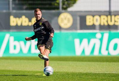 Götze, sin equipo, dice que quiere ganar la Champions