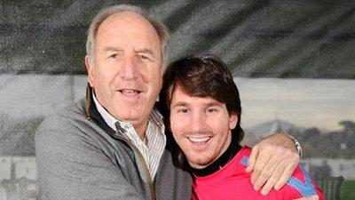 A 20 años de la llegada de Messi a Barcelona