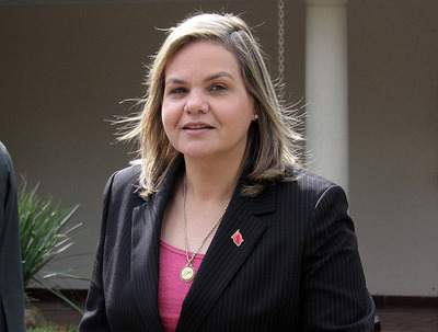 No existe trato selectivo y menos con el senador Friedmann, sostiene Lilian Samaniego