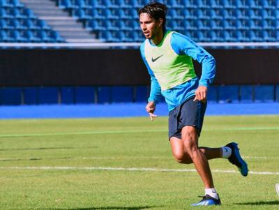 Jorge Benítez jugará en Sol de América