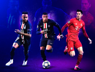Los candidatos a los premios de la Champions por posición